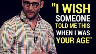Simon Sinek: The Video That Will Change Your Life